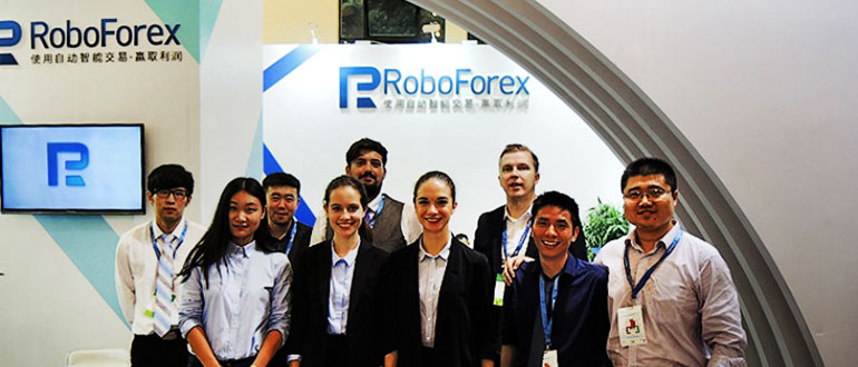 Roboforex-м