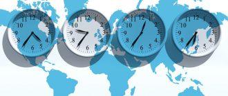 Часы работы брокера RoboForex