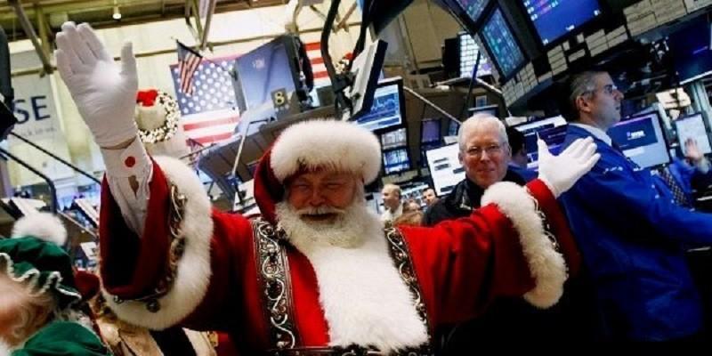 На новогодние праздники многие биржи закрываются